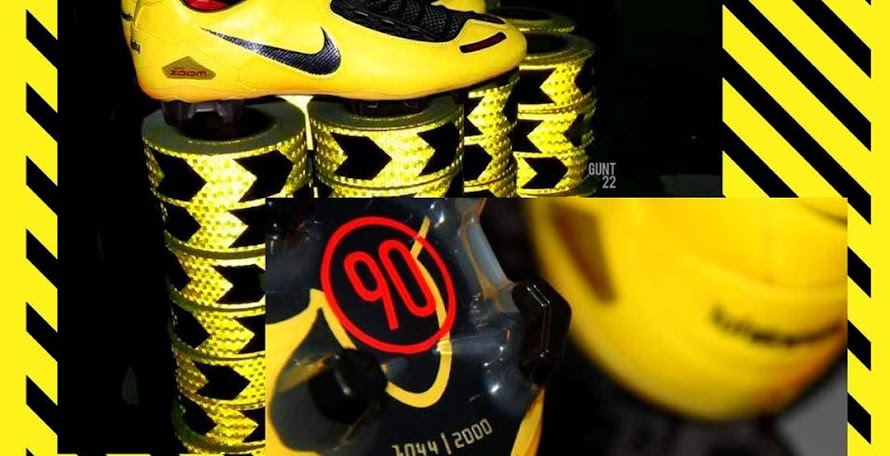 a56bdf16c5f47 New Pictures  Nike Total 90 Laser I 2019 Remake Boots Leaked - Release Very  Close