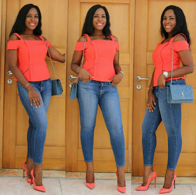 lindadaaa - LINDA IKEJI says she CAN'T MARRY A POOR GUY