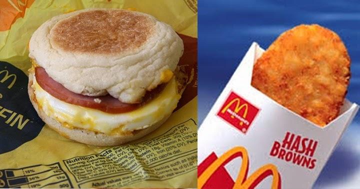 麥當勞即將進行一項24小時全天候供應早餐的試驗…聽完消息的人都開心到合不攏嘴了!