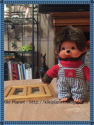 maison kiki, monchhichi, diy, bricolage, poupée
