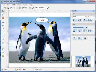 برنامج, تعديل, وتحرير, الصور, واضافة, المؤثرات, عليها, مع, امكانية, تصوير, سطح, المكتب, بجودة, عالية, iPhotoDraw, اخر, اصدار