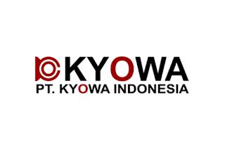 pt kyowa indonesia logo pusatloker