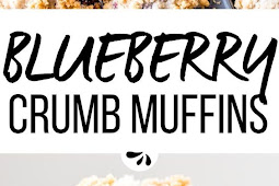 The Only Recipe for Blueberry Muffins You'll Ever Need