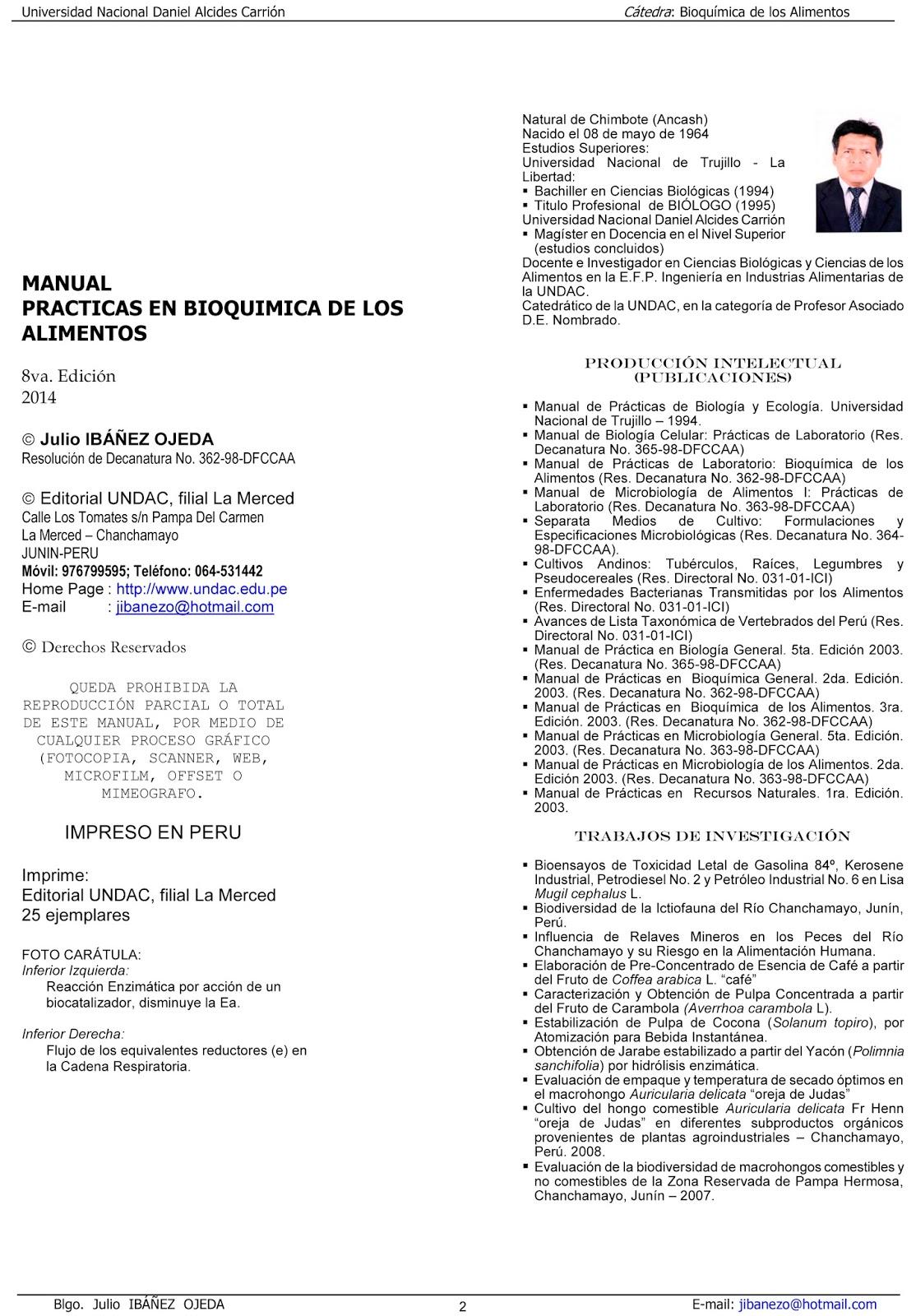 MANUALES DE PRACTICAS DE LABORATORIOS