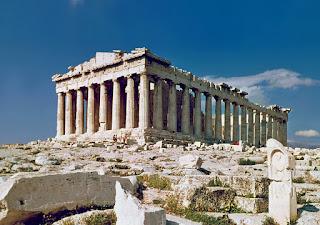 Conocer Partenon griego