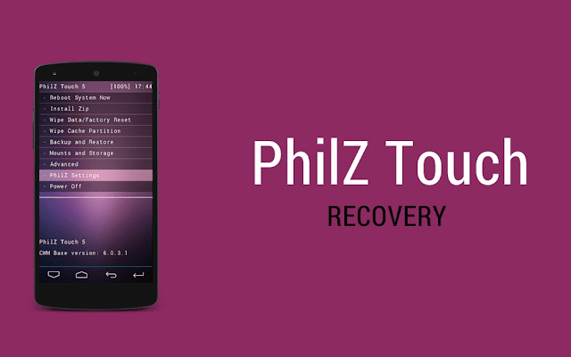 Image result for Philz Touch 6.59.0