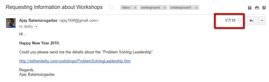 Enjoy testing: Problem Solving Leadership - Part 1 of N (N
