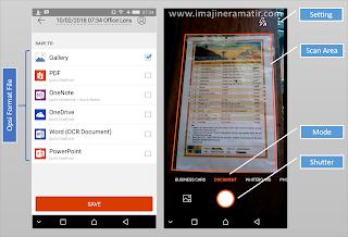 Office Lens yaitu sebuah aplikasi android keluaran dari Microsoft Corporation Aplikasi Office Lens, Scan Dokumen dengan Smartphone-mu