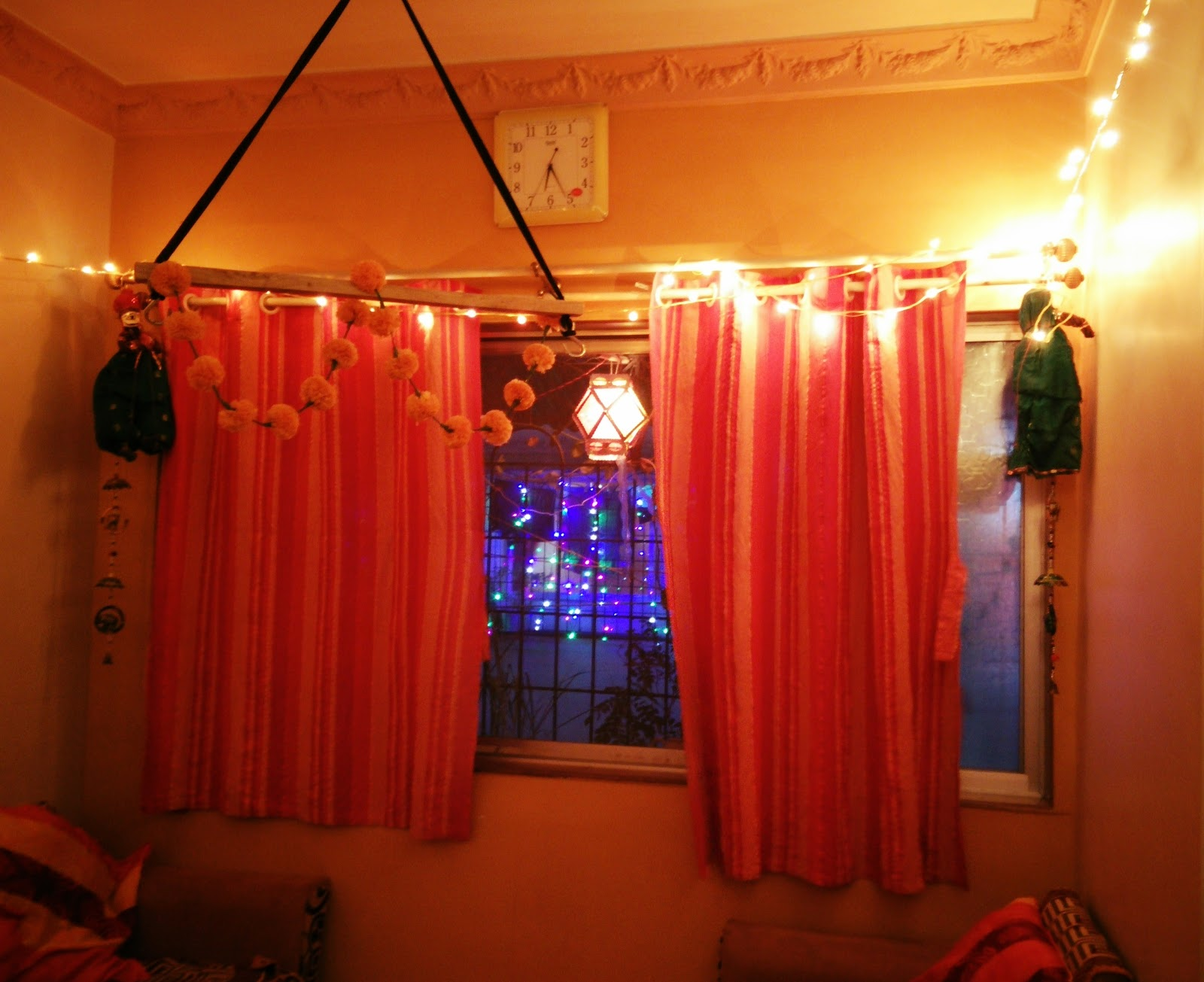 Diwali Decorations Ideas At Home Part - 18: EASY DIWALI DECORATION IDEAS FOR YOUR HOME