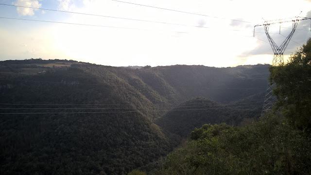 Vales e montanhas da Serra Gaúcha