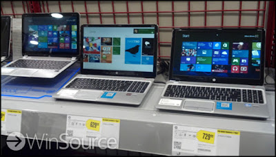 Laptops At Best Buy Store