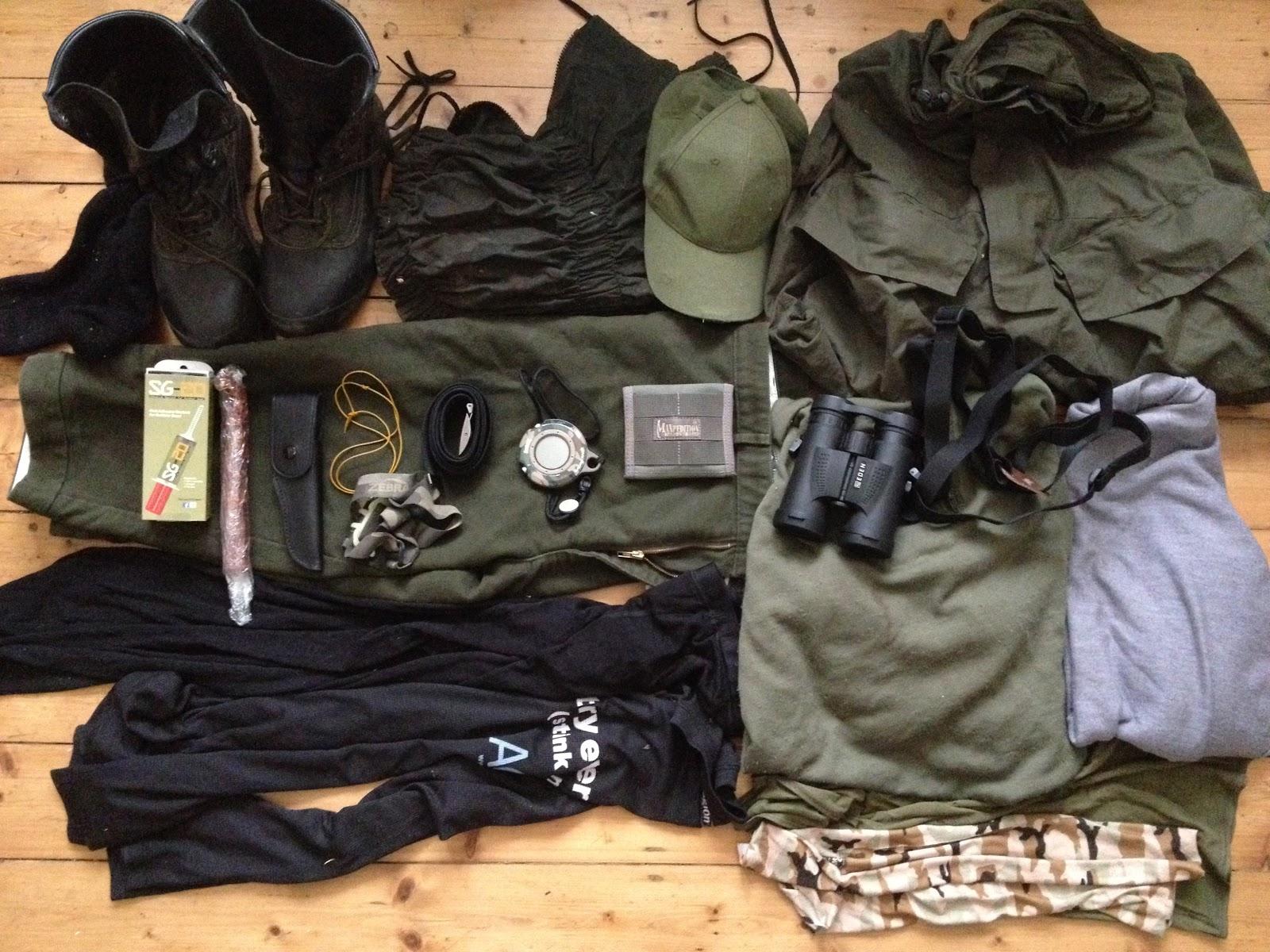 4ddf1d372c57b Gear List: Woodland Deer Stalking |The Suburban Bushwacker: From Fat ...