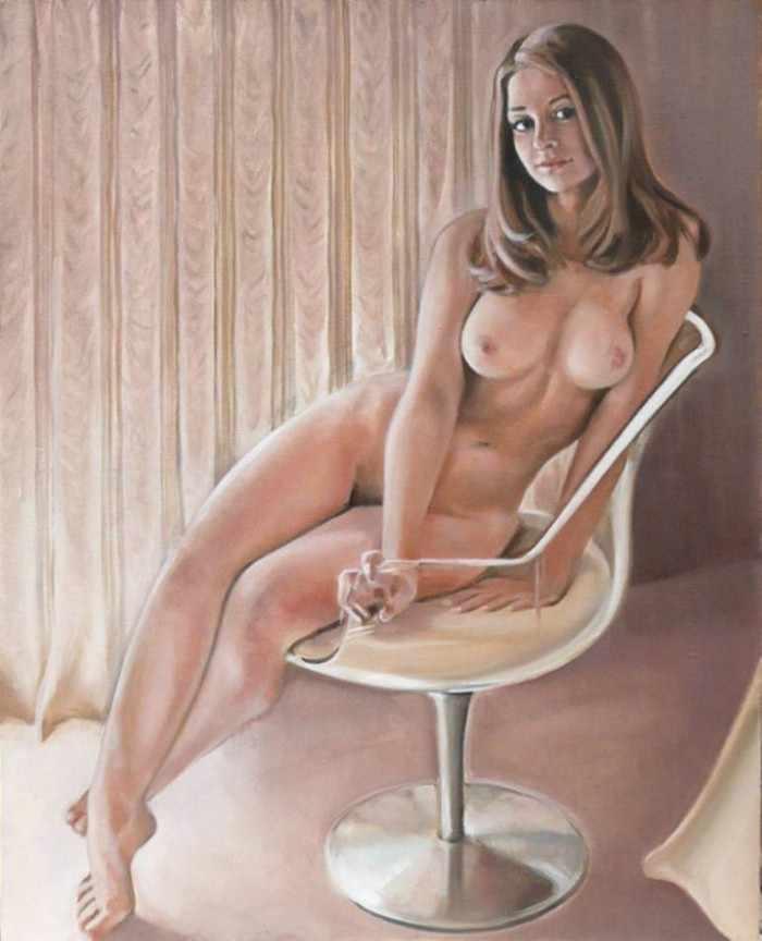 "В стиле ""на месте"". Susanne Strassmann"