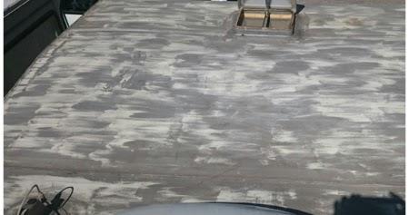 Liquid Roof Rv Repair Rv Roof Repair Easiest Way Of