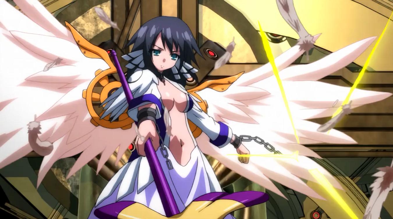 Sora no Otoshimono okei-jikake no Angeloid