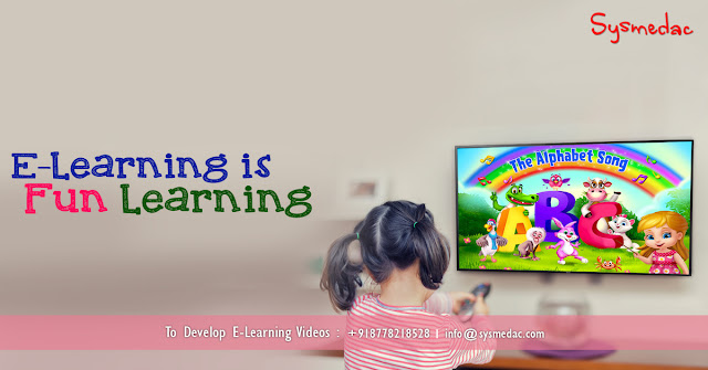 Enjoy FunLearning with sysmedac ELearning Videos