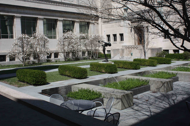 Cincinnati Art Museum Courtyard Beautiful Places 've