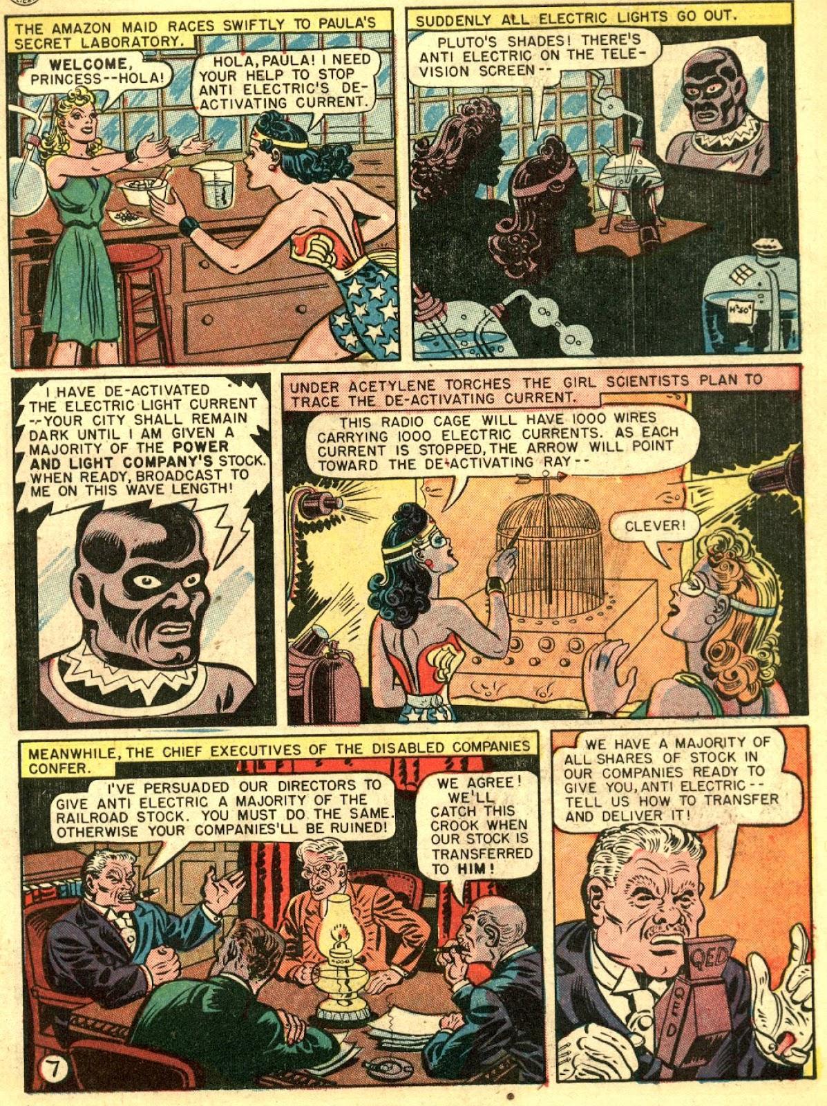 Comic Cavalcade issue 27 - Page 9