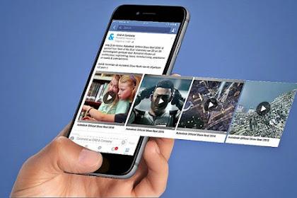 Cara Mematikan Fitur 'Auto Play' Video Di Facebook