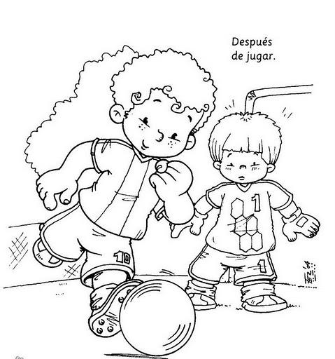 Kids Zone: Secuencia Lavado de las Manos