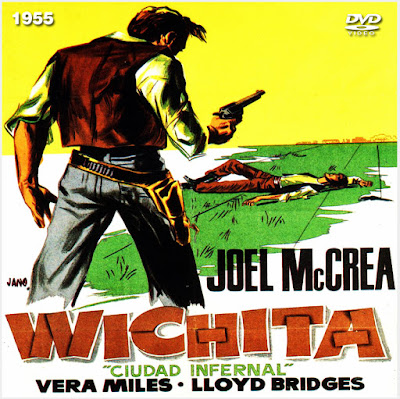 Wichita - Ciudad infernal - [1955]
