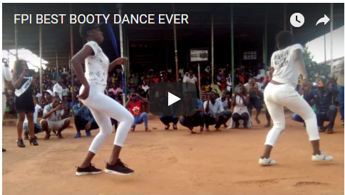 MUST WATCH: FPI BEST BOOTY DANCE EVER.