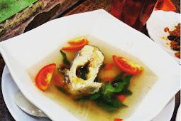 Resep Sup Ikan Patin Super Gurih dan Sehat