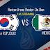 المكسيك تحقق فوزا رائعا على كوريا الجنوبية 2-1 في كاس العالم