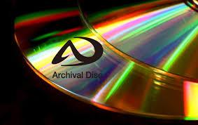 Sony'den Archival Disc geliyor