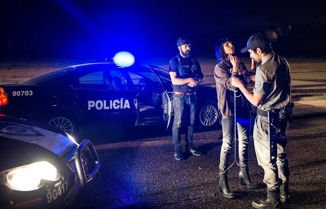 Zulema (Nawja Nimri) en la 4ª Temporada de 'Vis a Vis'
