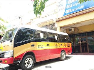 Xtrans Pekalongan Semarang