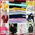 AND079 Baju Atasan Wanita Blouse Promo Rajut BMGShop