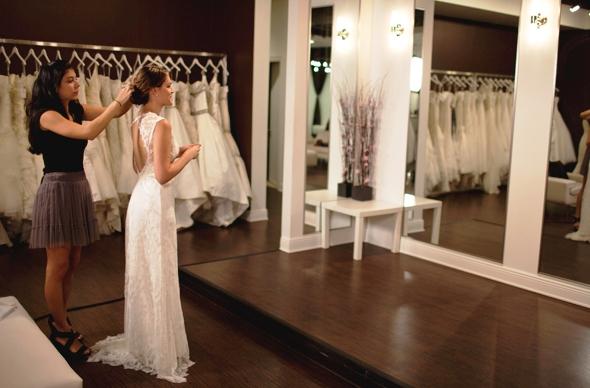 Tienda de vestidos de novia Solutions Bridal en Orlando
