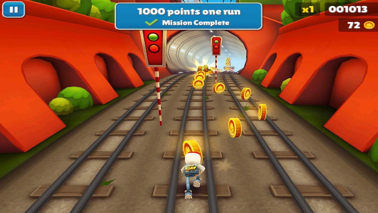 تحميل لعبة Subway Surfers مضغوطة برابط واحد مباشر كاملة مجانا