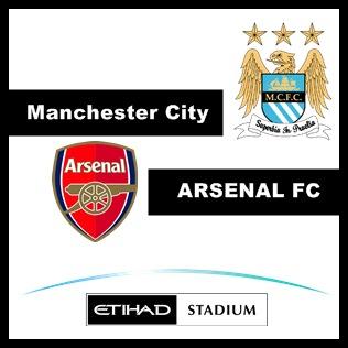 Gambar DP BBM Gambar Manchester City Vs Arsenal