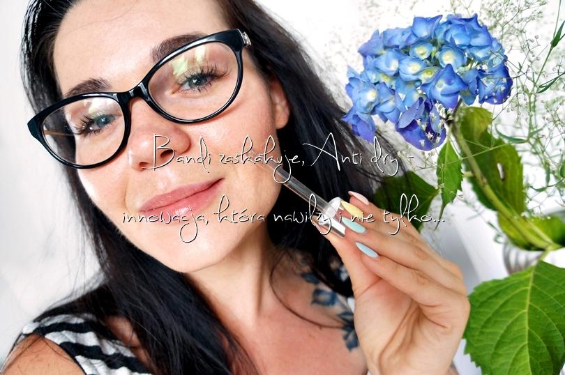 bandi anti dry, bandi sebo care, bandi anti acne, bandi uv expert, beauty, kosmetyki nawilżające, peeling kwasowy, cera sucha, emulsja nawilżająca,