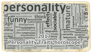 2017 Personality Traits horoscope zone aries taurus cancer leo