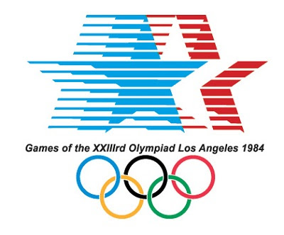 logo JO Los Angeles 1984