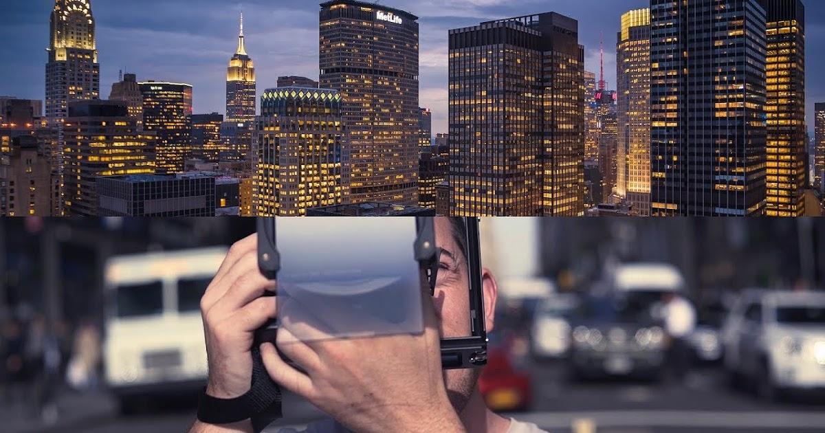 How Michael Shainblum created his New York City timelapse ´Liberty´