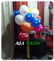 Tiang Balon Stick