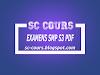EXAMENS & CORRECTIONS SMP S3 PDF