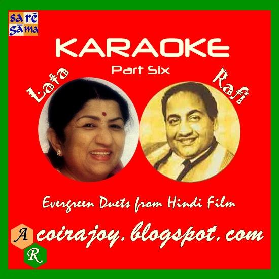 Coir: Karaoke - Md.Rafi & Lata(DUET) - Hindi Film Song's ...