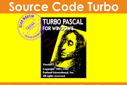 Contoh Source Code Program Turbo Pascal For Windows