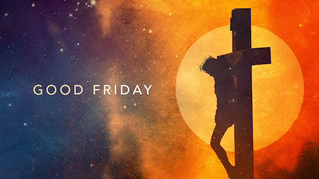 Happy Good Friday Wallpaper