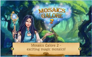 Download Mosaics Galore 2 V1.0 MOD Apk ( Unlimited Money )