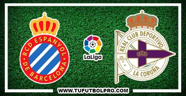 Ver Espanyol vs Deportivo La Coruña EN VIVO Por Internet Hoy 6 de Enero 2017