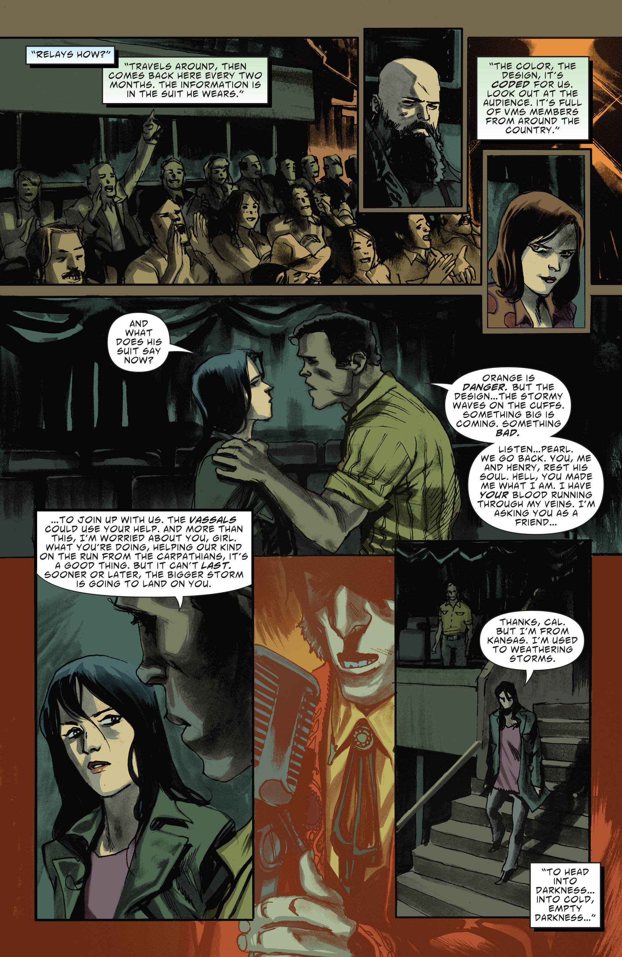 Read online American Vampire: Second Cycle comic -  Issue #2 - 7