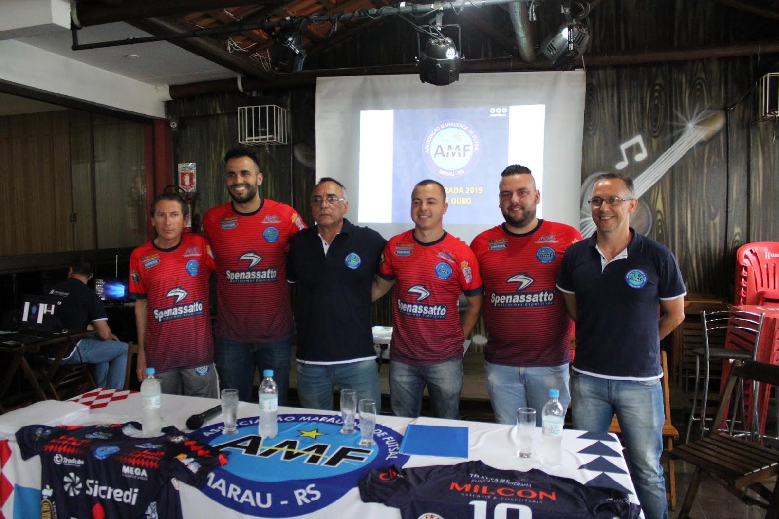 Associação Marauense de Futsal - AMF  AMF anuncia novidades para a ... d5bfe87bd762a