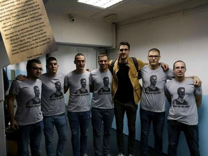 Grobari pisali Zagorcu: Dragi, Rade, jedan si od retkih! Vrati Partizan tamo gde pripada!