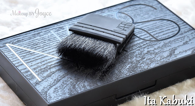 NARS Ita Kabuki Mini Travel Size Brush Limited Edition Review